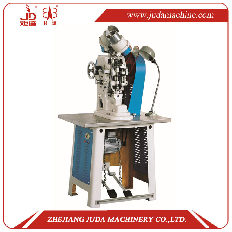 BD-95 Automatic Double-Side Eyeletting Machine