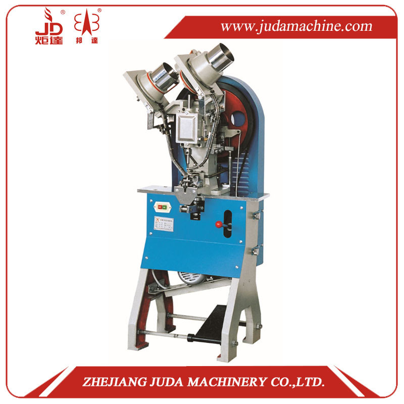 BD-108 Automatic Double-Side Eyeletting Machine